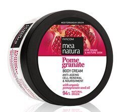 Крем   для   тела     MEA   NATURA   POMEGRANATE  , 250 мл